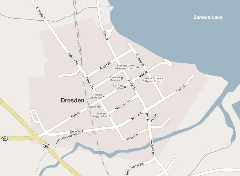 Town Of Torrey Maps